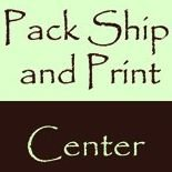 Pack Ship and Print Center