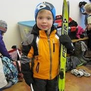 Chugiak-Eagle River Nordic Ski Club (Eagle River Junior Nordic & Masters)