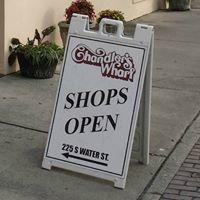 Chandler's Wharf Warehouse Shops