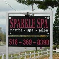 Sparkle Spa Parties LLC