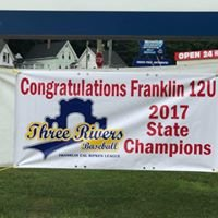 Three Rivers Baseball/ Franklin Cal Ripken