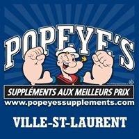 Popeye's Suppléments Ville Saint-Laurent