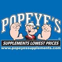 Popeye's Supplements Milton