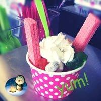 Limeberry Frozen Yogurt - Dallas