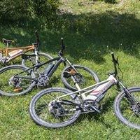 Voyage à vélo électrique