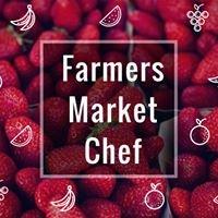 Farmers Market Chef Program