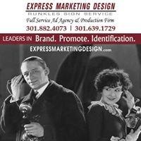 Express Marketing Design & Runkles Sign Service