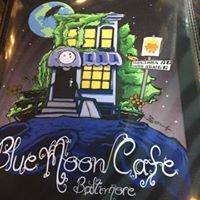 Blue Moon Light Street
