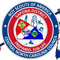 Sapona District, Central NC Council, BSA