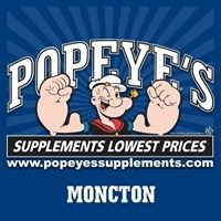 Popeye's Supplements Moncton