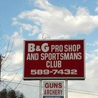 B & G Pro-Shop and Sportsman's Club