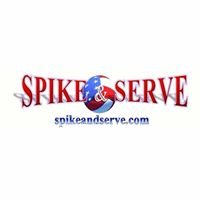 Spike and Serve Volleyball