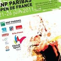 BNP Paribas Open de France 2011
