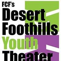 Desert Foothills Theater Education