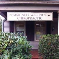 Community Wellness & Chiropractic