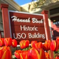 Hannah Block Historic USO- Community Arts Center