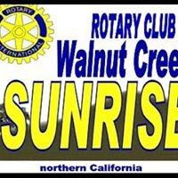 Walnut Creek Sunrise Rotary Club
