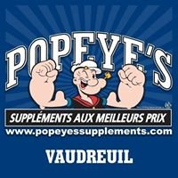 Popeye's Suppléments Vaudreuil