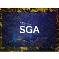 Mount St. Mary's SGA