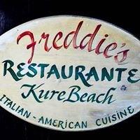 Freddies Restaurante of Kure Beach