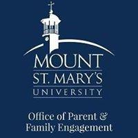 Mount St. Mary's University - Parent & Family Engagement