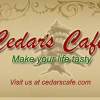 Cedar's Cafe