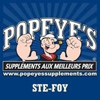 Popeye's Suppléments Sainte-Foy