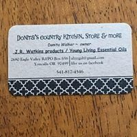 Donita's Country Kitchen, Store & more