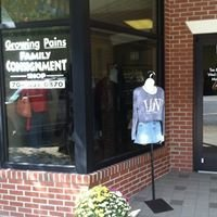 Growing Pains Family Consignment Shop