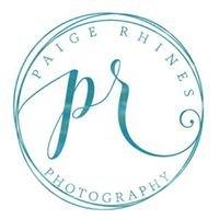 Paige Rhines Photography