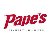 Pape's Archery Unlimited