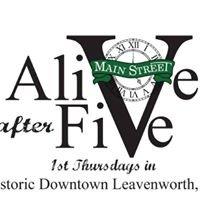 Alive After 5 Historic Downtown Leavenworth