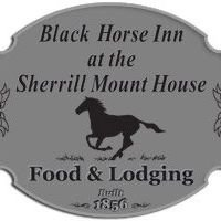 The Black Horse Inn at the Sherrill Mount House