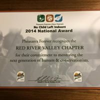 Red River Valley Pheasants Forever #527