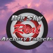 Big Sky Real Archery Targets