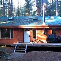 Vacation Rental Vancouver Island, Big Tree Cottage