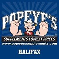 Popeye's Supplements Halifax