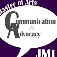 JMU MA in Communication and Advocacy
