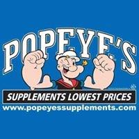 Popeye's Supplements Richmond