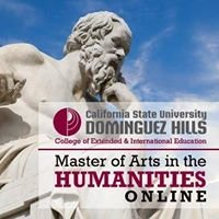 Master of Arts in the Humanities Online at CSUDH