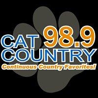 Cat Country 98.9 - WUUU FM