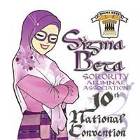 10th SIGMA BETA Sorority National Convention