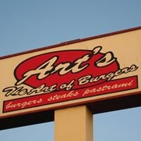 Art's Burgers