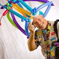 Doug Smith, Central Illinois Premiere Balloon Artist of The Unique Twist