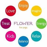 Flow'er Live Yoga