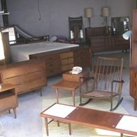 Better House and Bargains- Mid Century and Danish Modern Interiors