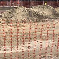 Dumaine Street Dirt Pile