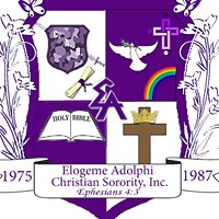 Elogeme Adolphi Christian Sorority, Inc.