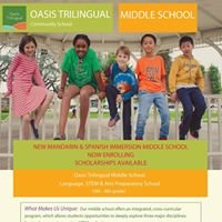 Oasis Trilingual Community School