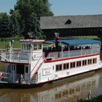 Bavarian Belle Riverboat - Port of Frankenmuth